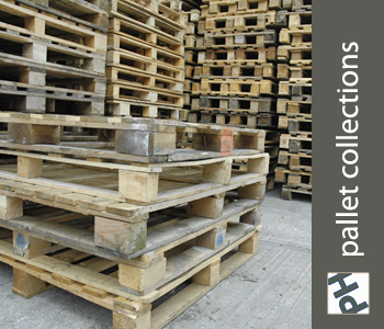 pallet collections pallet recycling services